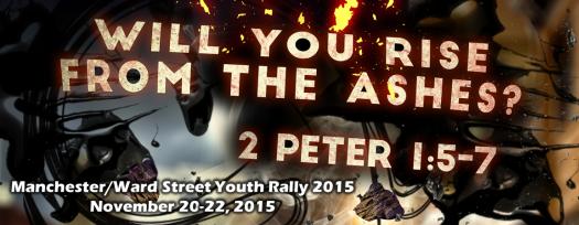 2015 Youth Rally, November 20-22, 2015